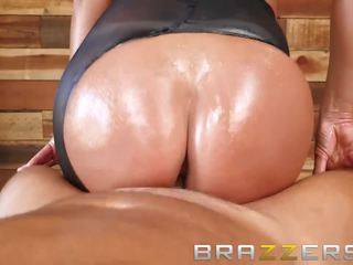 Hot Busty Brunette Gets Fucked By A Big Cock - Brazzers