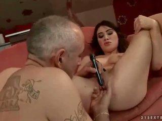 beste brunette, meer seksspeeltjes mov, extreem gepost