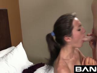 BANG Real Teens:First Timer Renee's Raw Pussy