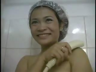 Cambodian dievča: zadarmo ázijské porno video de