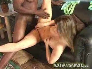 Katie thomas dan yang besar rasta zakar/batang