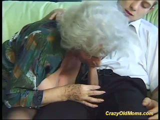 tua, berumur, nenek