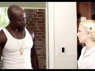 kwaliteit blondjes gepost, hq bbc film, gapende