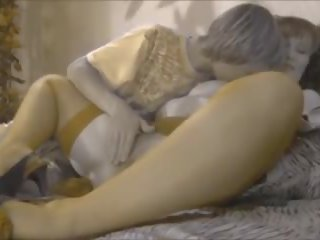 Russian MILF Recolored, Free Retro Porn Video 2d