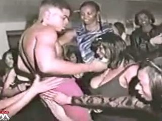 Strippers girls male black