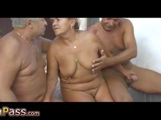 Omapass Grannies and Mature Ladies Sexual Videos: Porn 3b