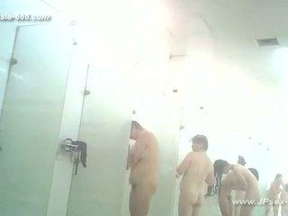 किशोर की उम्र, दृश्यरतिक, स्नान, स्नानघर