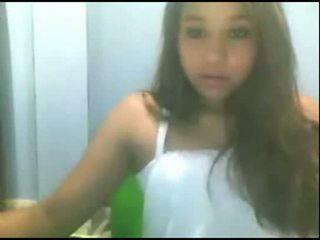 steffany safada na webcam part:1