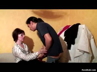 おばあちゃん アナル 三人組, フリー 成熟した ポルノの ビデオ 51