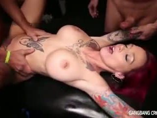 cream pie, gang bang, anal