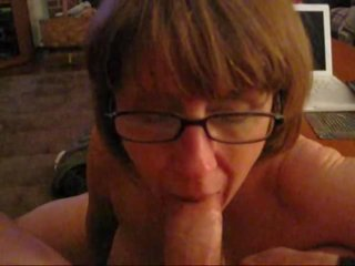 Mrs Commish Sucks a Mean Cock, Free Homemade Porn Video 81