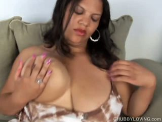 Tasty Thick Black Chick Loves to Fuck Her Fat Juicy.