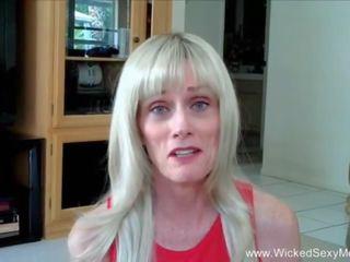 Daddy Fuck Me Harder Please, Free Wicked Sexy Melanie Porn Video