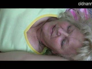 kwaliteit oud video-, vrouw neuken, controleren oud neuken