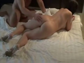 double penetration, anal, group