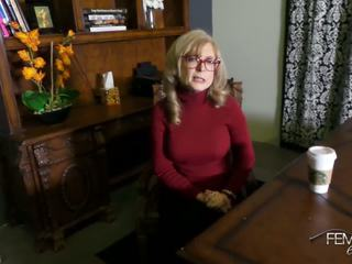 Nina Hartley Bts Interview, Free Mature Porn f2