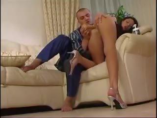 nominale hoge hakken seks, echt russisch, vol goddesses porno