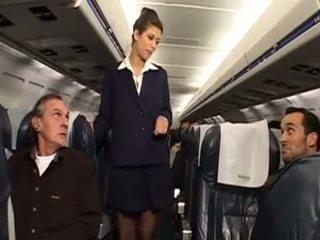 groot uniform klem, stewardess