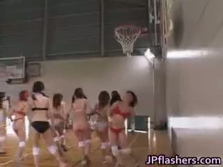 Free Jav Of Asian Basketball Players Are Part1