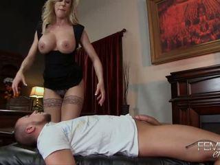 Brandi armastus naisdomineerija käsitöö - porno video 091