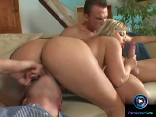 ideal blondes tube, any threesomes porno, anal channel
