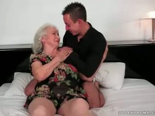 suck great, nice old you, hottest grandma