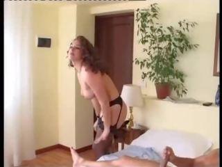 nominale brunette actie, orale seks scène, kwaliteit vaginale sex seks