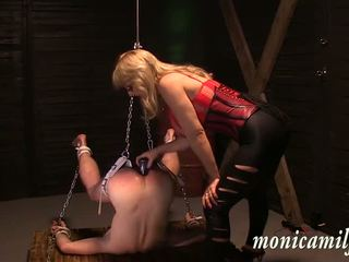 In Monicamilf S Femdom Dungeon - Used in 30 Min: Porn 65
