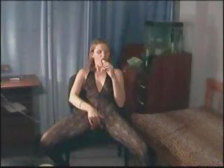 sex toys, watch pantyhose action, you wank