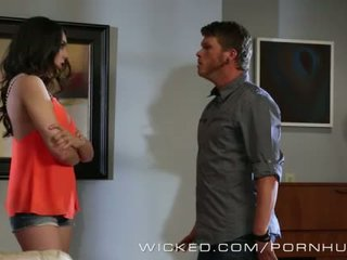 Tiffany Tyler gets pounded