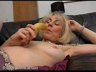 controleren orgasme, nominale masturberen, heet oma scène
