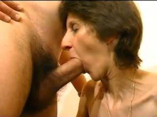 Thin Mature: Free Anal Porn Video 9c