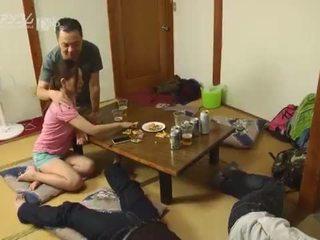 heißesten japanisch, beobachten lecken, jeder austausch am meisten
