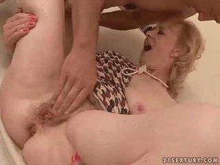कट्टर सेक्स, बिल्ली ड्रिलिंग, योनि सेक्स, पुराना