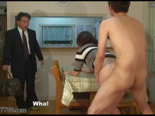 japanese, watch fucked, ideal cuckold clip