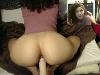 pyöreä, webcam, tia, perse