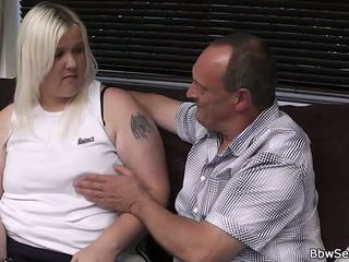 Husband Cheats with Hot Blonde Plumper, Porn 98