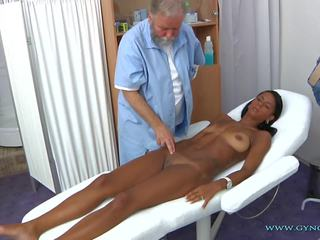 Isabelle Gyno Exam: Free Gyno X HD Porn Video cd