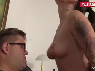 Letsdoeit - Petite German Wife Shared by Husband With His Best Friend