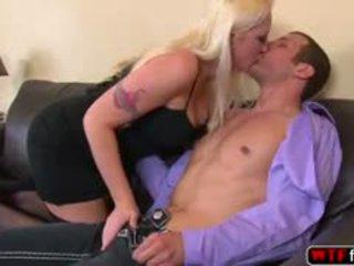 Alana evans encounters hluboký anální fucked