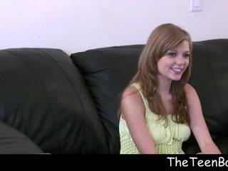 Nicole ray em casting sofás