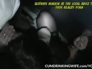 Slutwife Marion Theater Sex 2016