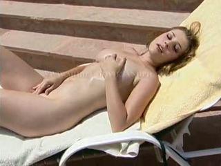 Erica Campbell Sunbath
