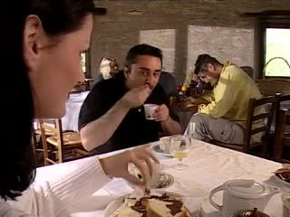 trio, wijnoogst, italiaans