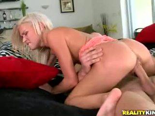 hardcore sex, cô gái tóc vàng, cứng fuck