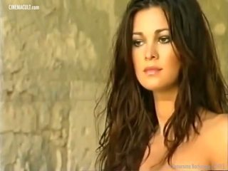 Manuela arcuri - 2001 calendar hậu trường, khiêu dâm d8