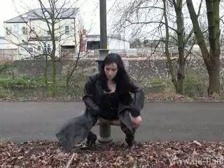 Fae corbins ερασιτεχνικό flashing και έξω babes δημόσιο nudity και outragious exhi