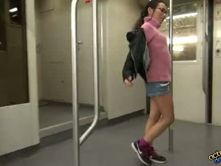 Sexo en el tren