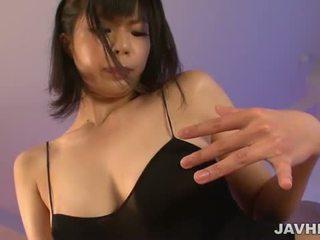 Saki aoyama em swimsuit