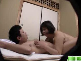 Japońskie dojrzała loves do dostać to ciężko sposób